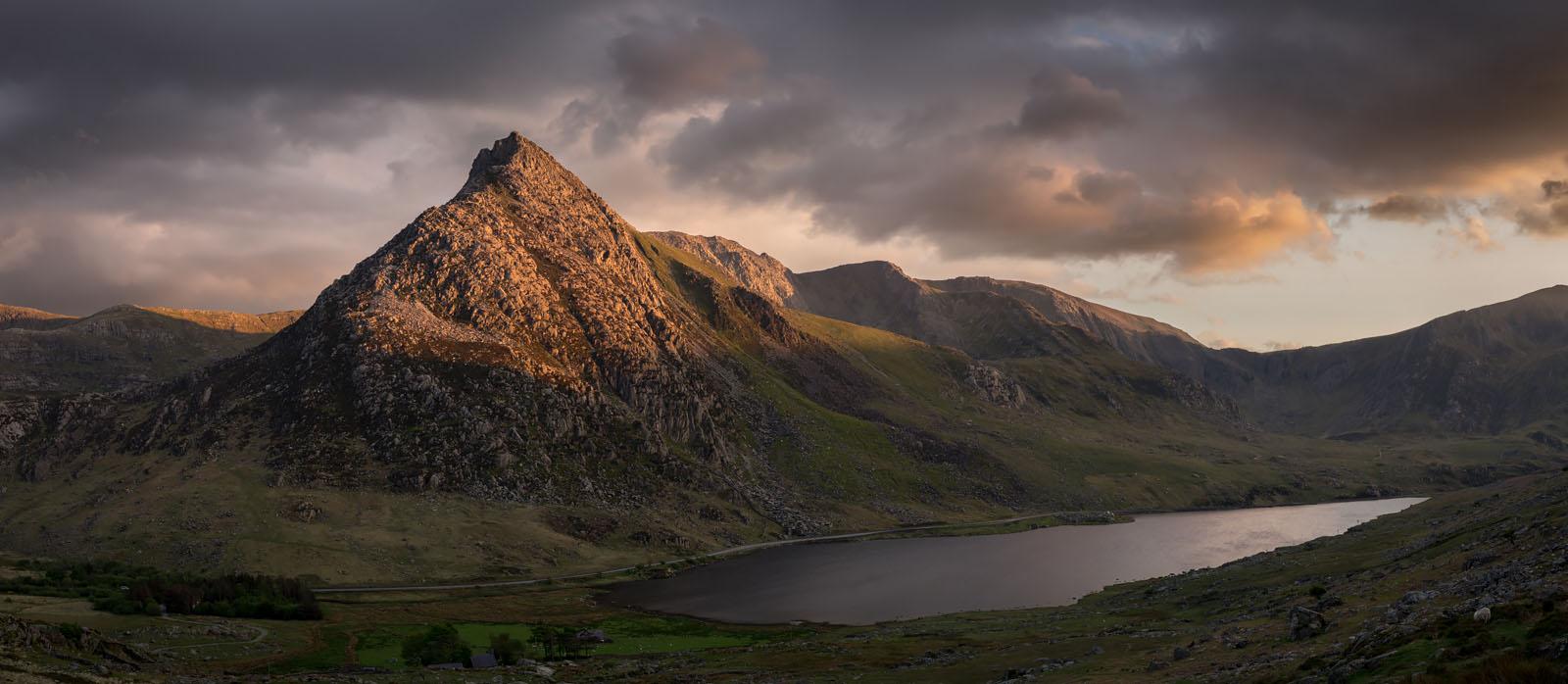 Tryfan Ogwen Valley Snowdonia Wales Landscape Photography