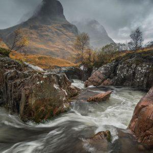 Flow of the Coe, Scotland